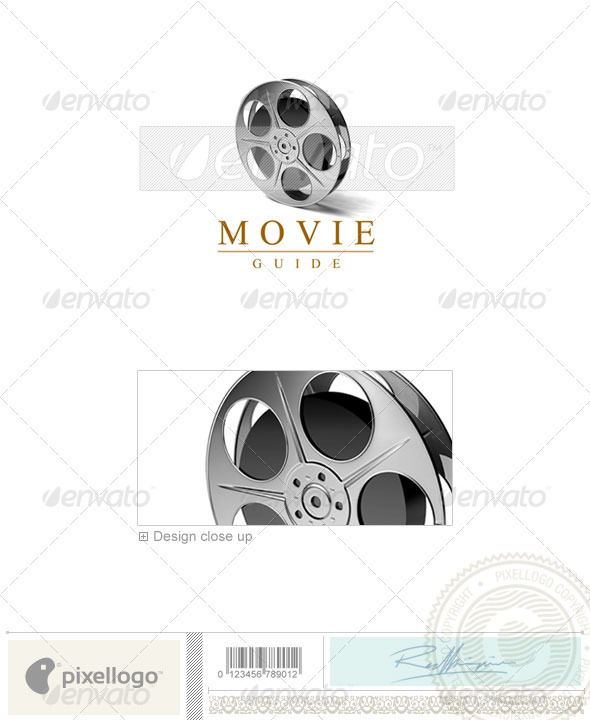 GraphicRiver Activities & Leisure Logo 3D-175 496572