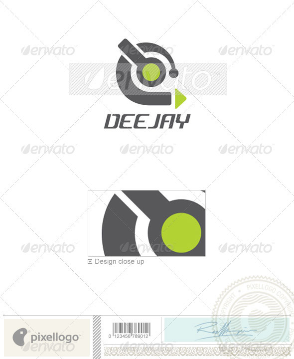 GraphicRiver Activities & Leisure Logo 503 496601