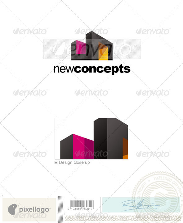 GraphicRiver Home & Office Logo 2210 496604