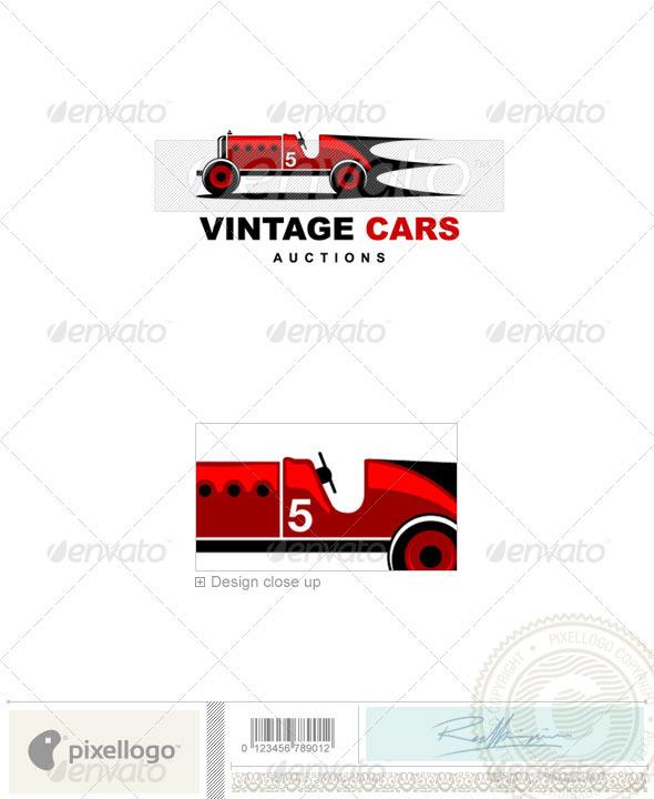 GraphicRiver Transport Logo 167 496616