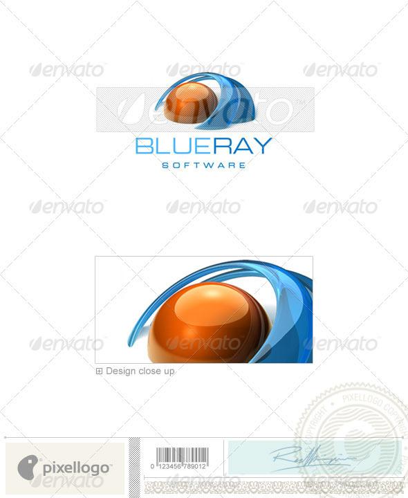GraphicRiver Communications Logo 3D-240 496620