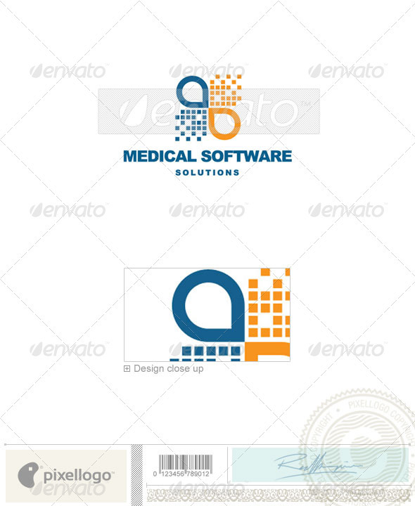 Industry & Science Logo - 611 | GraphicRiver