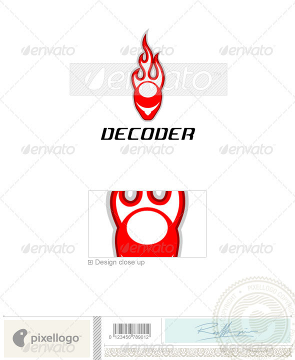 GraphicRiver Industry & Science Logo 464 496636