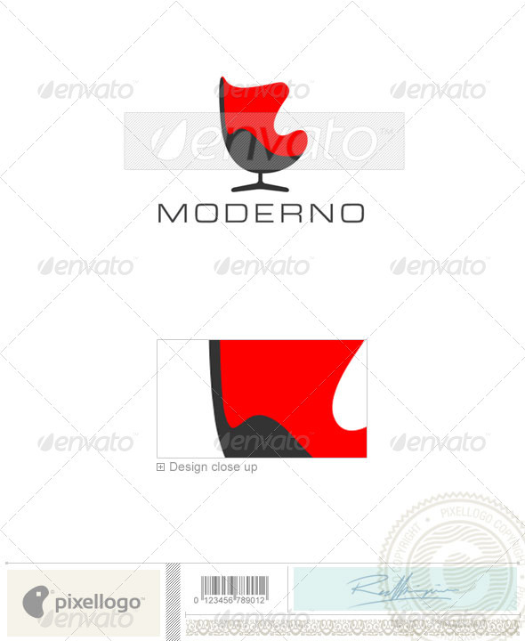 GraphicRiver Home & Office Logo 414 496648