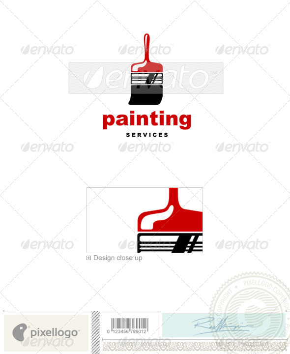 GraphicRiver Home & Office Logo 443 496651