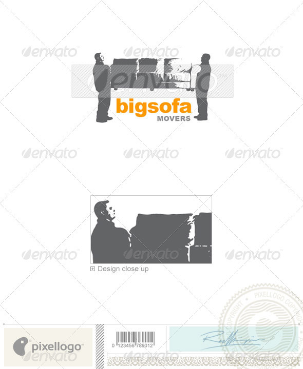 Graphic River Transport Logo 1451 Logo Templates -  Objects 496652