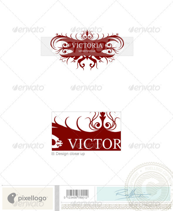 GraphicRiver Home & Office Logo 1310 496688