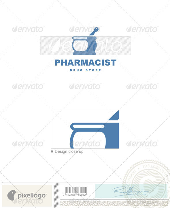 GraphicRiver Industry & Science Logo 388 496700