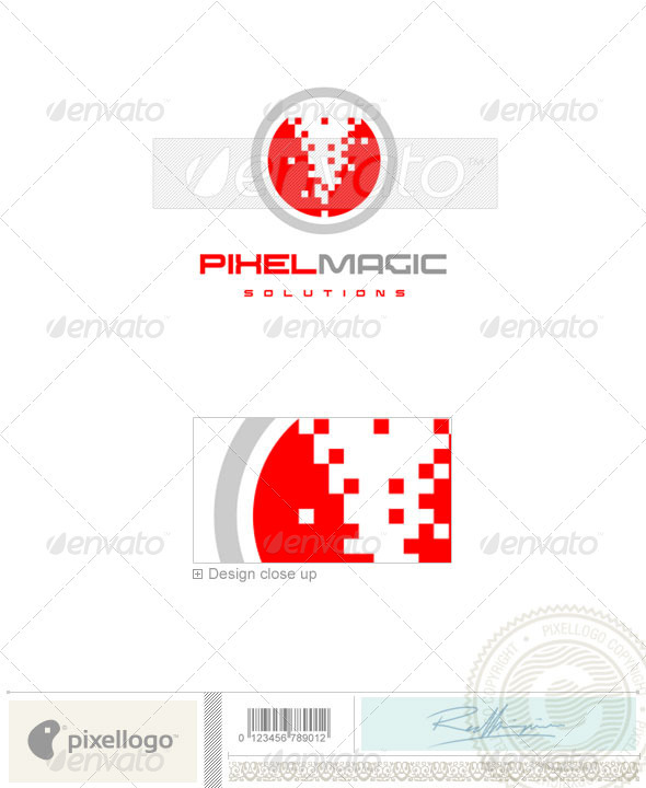 GraphicRiver Print & Design Logo 481 496718