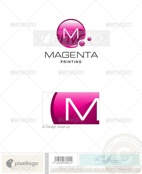 GraphicRiver Print & Design Logo 1940 496720