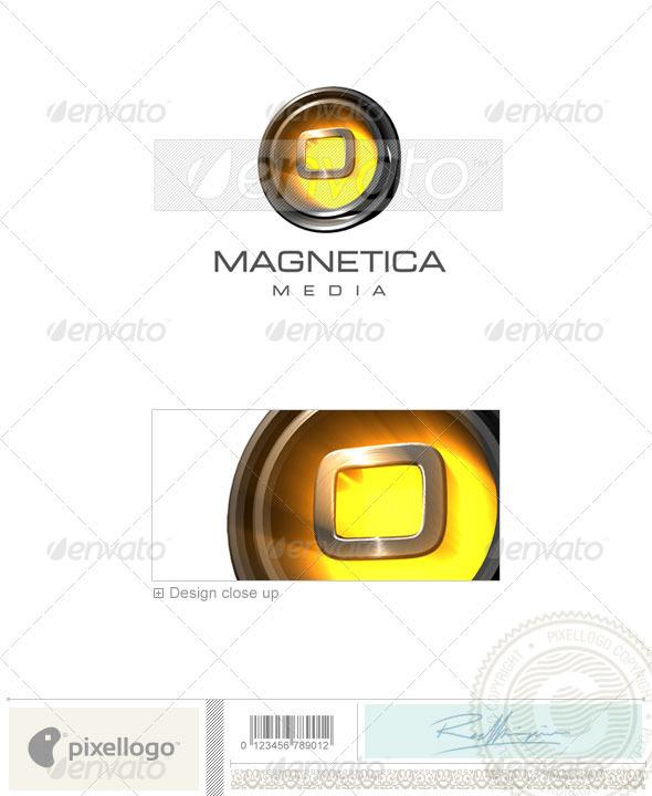 GraphicRiver O Logo 3D-238-O 496724