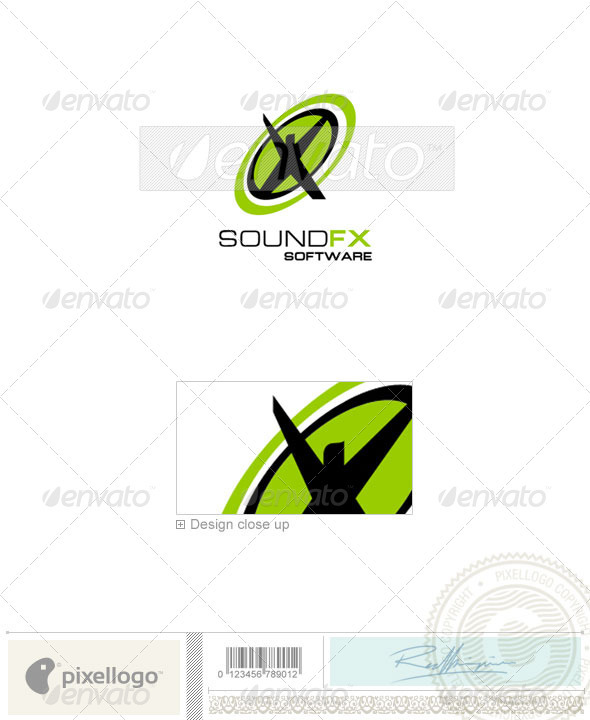 Graphic River Activities & Leisure Logo 1069 Logo Templates -  Letters 496732