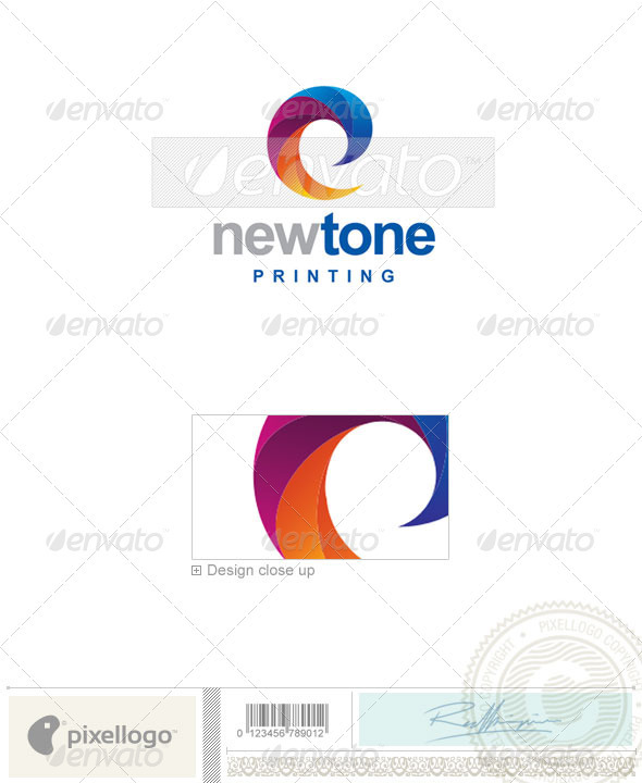 GraphicRiver Print & Design Logo 2097 496751