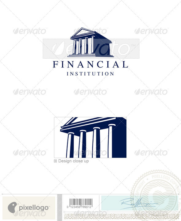 GraphicRiver Business & Finance Logo 2028 496765