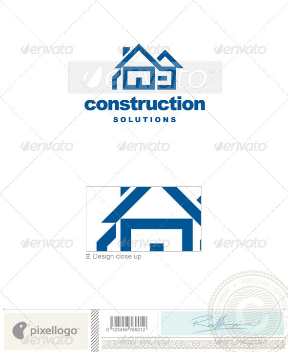 GraphicRiver Home & Office Logo 201 496775