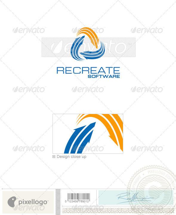 GraphicRiver Business & Finance Logo 1026 496777