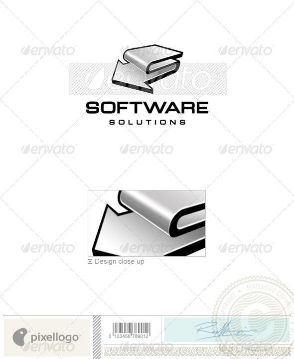 GraphicRiver Technology Logo 198 496778