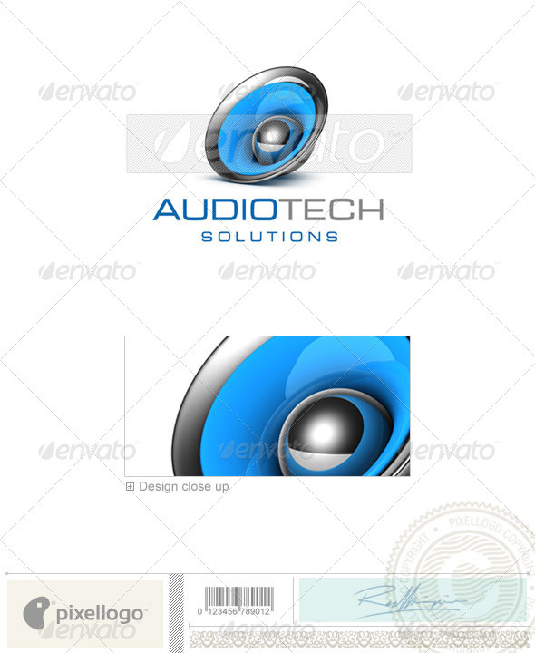 Graphic River Activities & Leisure Logo 3D-436 Logo Templates -  Abstract  3d 496779
