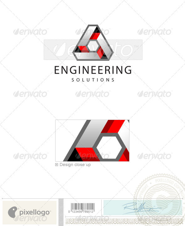 Graphic River Business & Finance Logo 501 Logo Templates -  Abstract  Vector 496783