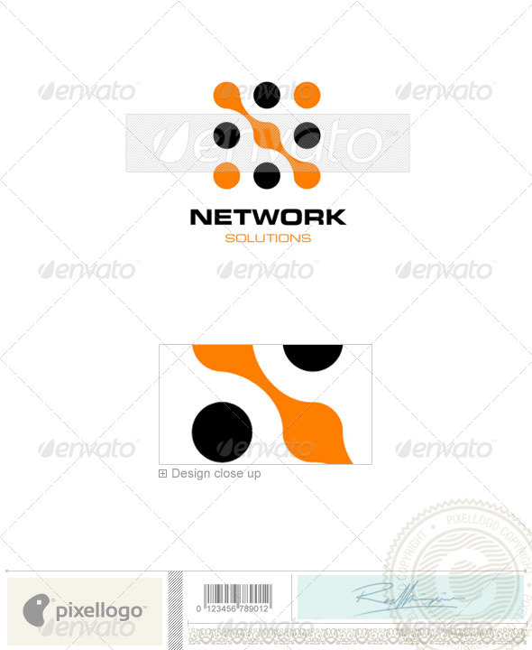 GraphicRiver Communications Logo 289 496798