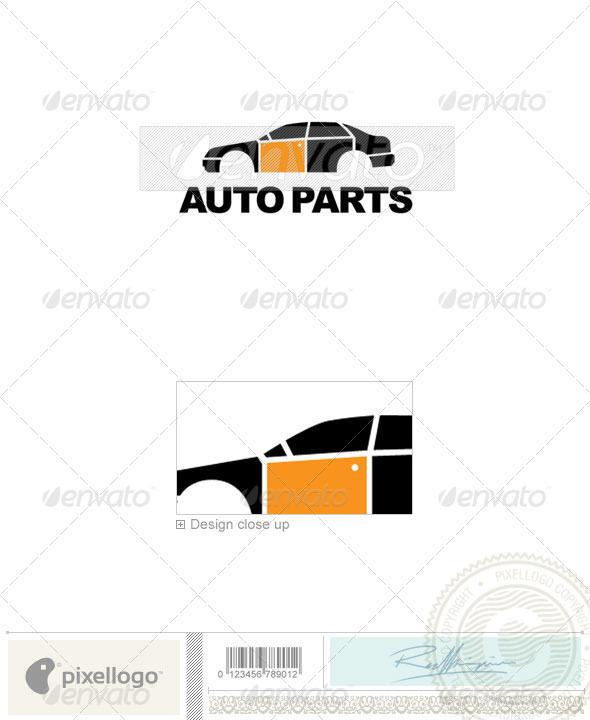GraphicRiver Transport Logo 337 496805