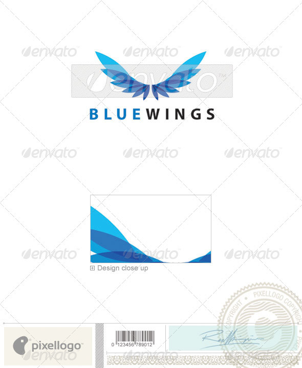 GraphicRiver Transport Logo 2003 496810