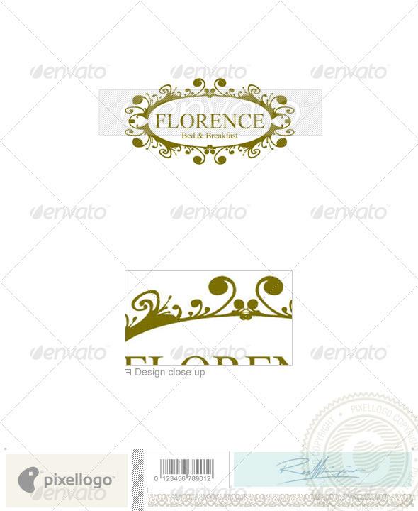 Graphic River Activities & Leisure Logo 1840 Logo Templates -  Food 496821