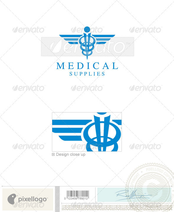 GraphicRiver Industry & Science Logo 46 496844