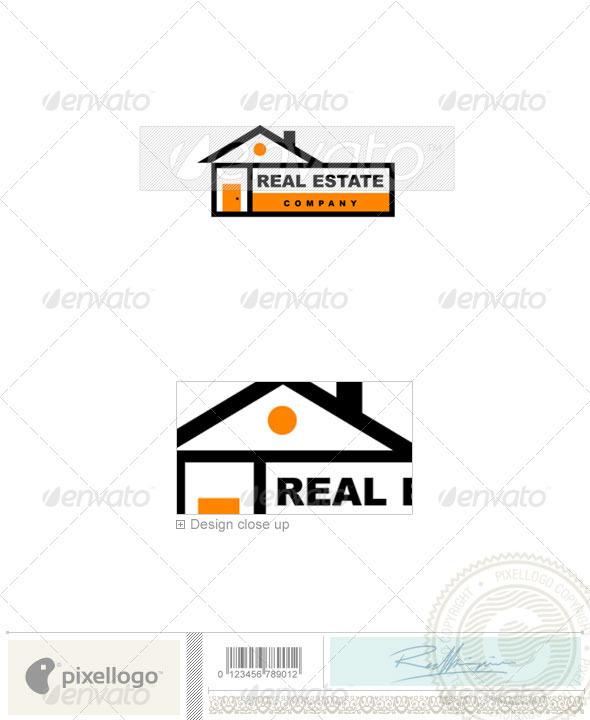 GraphicRiver Home & Office Logo 381 496849