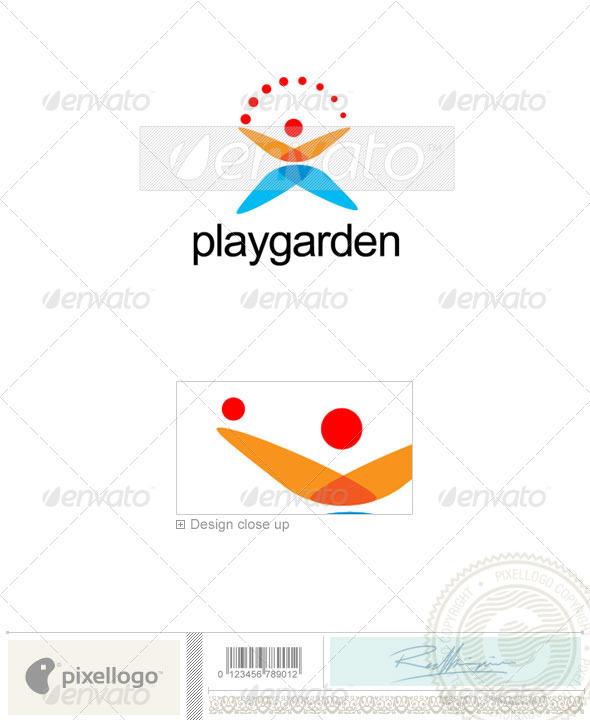 GraphicRiver kids Logo 1908 496864