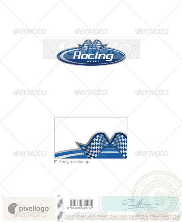 GraphicRiver Activities & Leisure Logo 1305 496872