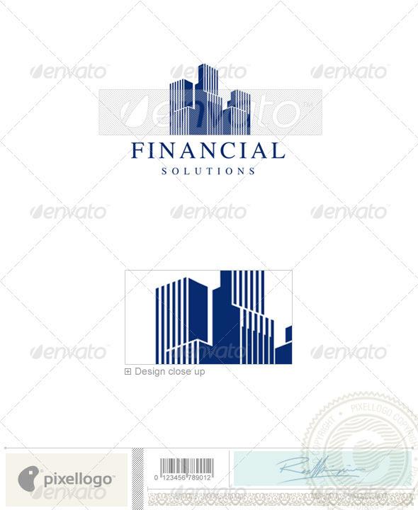 GraphicRiver Home & Office Logo 102 496874