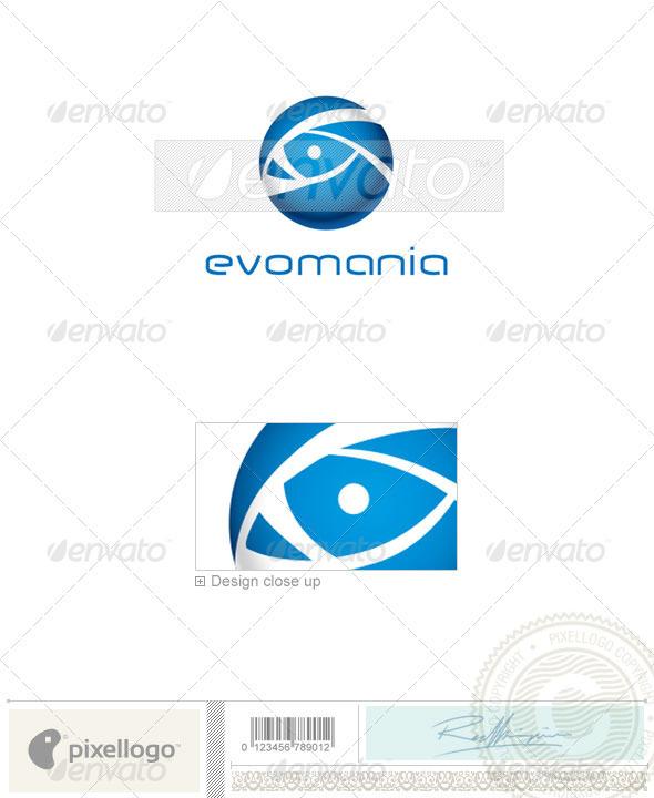 GraphicRiver Communications Logo 1821 496883