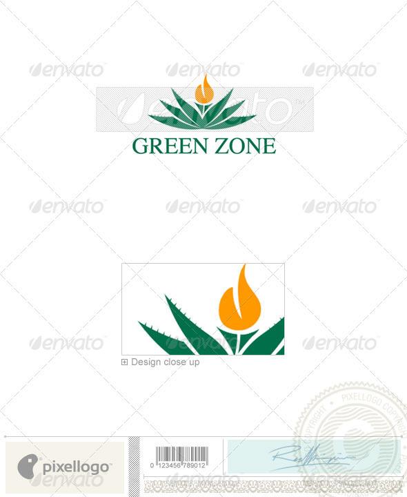 GraphicRiver Nature & Animals Logo 615 496886