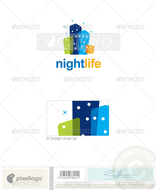 GraphicRiver Real Esate Logo 1846 496888
