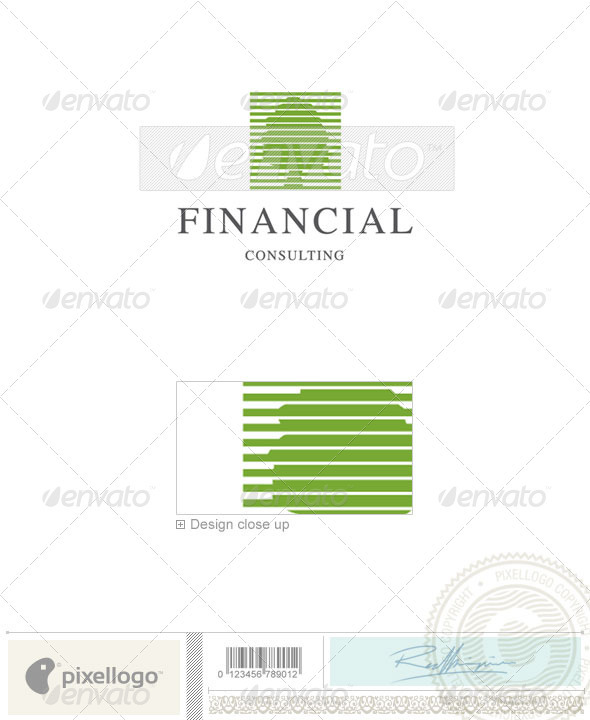 GraphicRiver Business & Finance Logo 135 496912