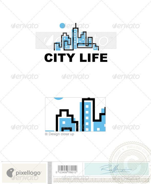 GraphicRiver Home & Office Logo 1931 496917
