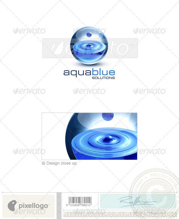 GraphicRiver Nature & Animals Logo 3D-212 496933