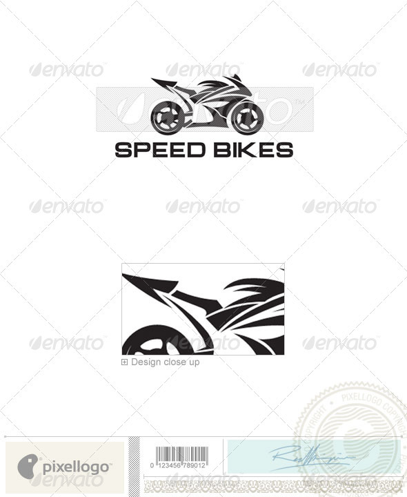 GraphicRiver Transport Logo 376 496942