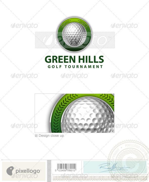 GraphicRiver Activities & Leisure Logo 3D-32 496943