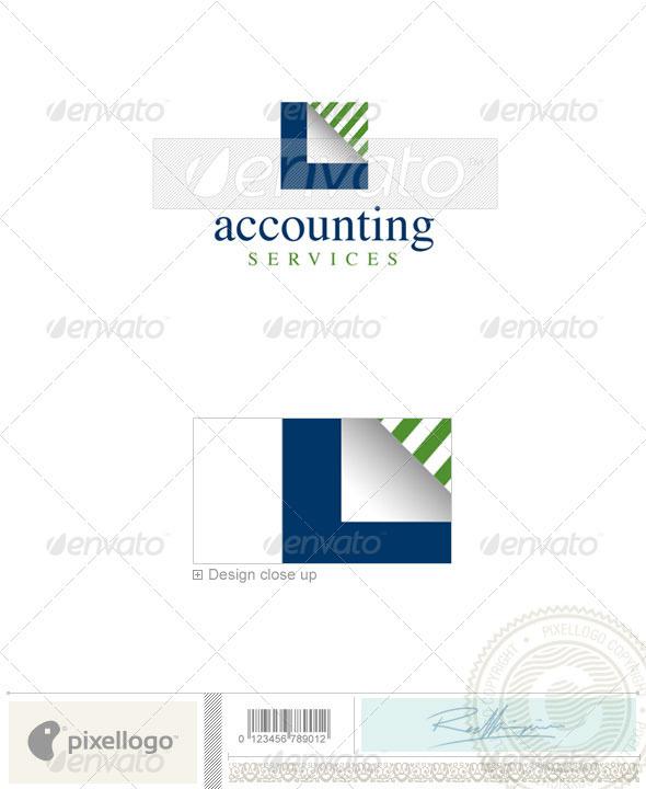 GraphicRiver Business & Finance Logo 1602 496954