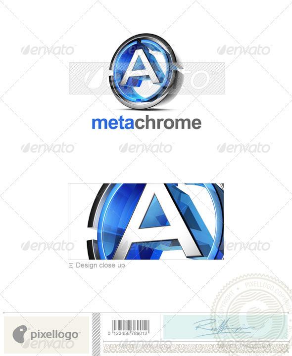 GraphicRiver A Logo 3D-476-A 497009