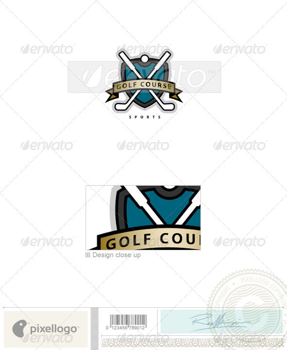 GraphicRiver Activities & Leisure Logo 590 497022