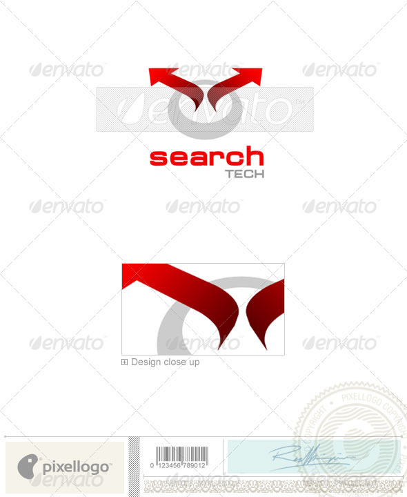 GraphicRiver Technology Logo 1081 497026