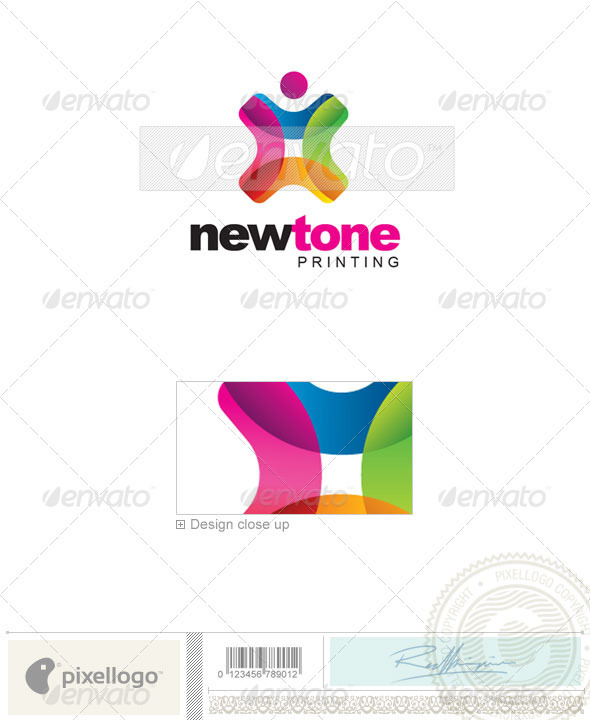 GraphicRiver Print & Design Logo 2183 497030