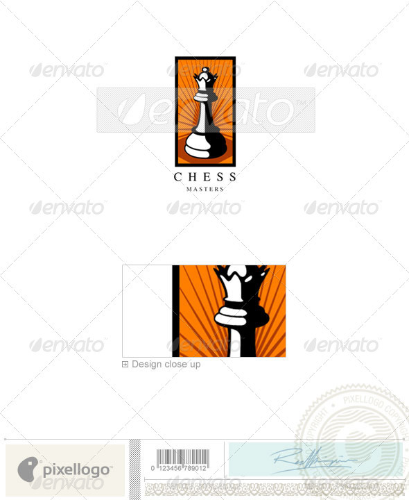 GraphicRiver Business & Finance Logo 596 497074