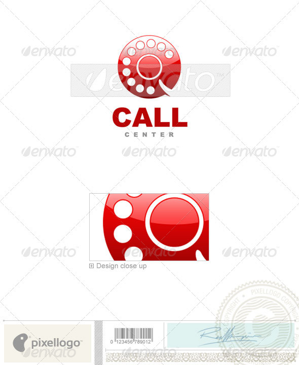 GraphicRiver Communications Logo 398 497085