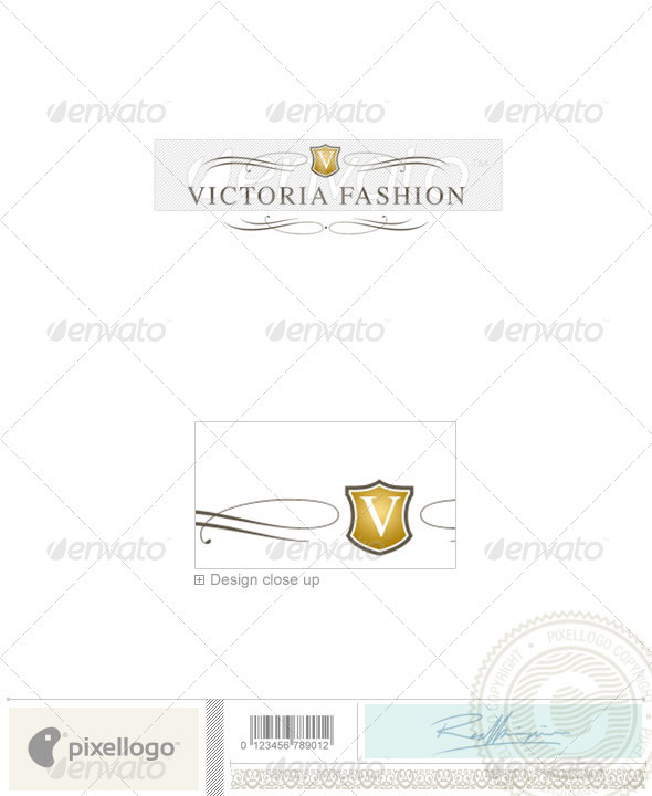 Graphic River Activities & Leisure Logo 1747 Logo Templates -  Crests 497090