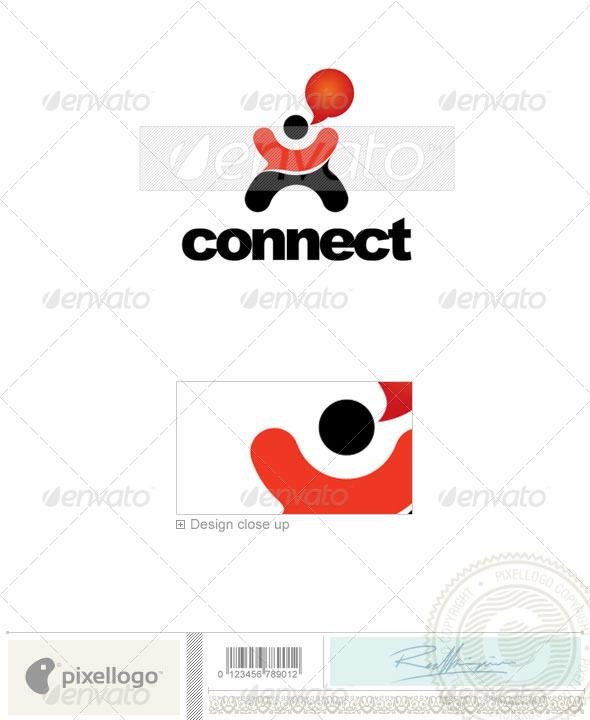 GraphicRiver Communications Logo 2068 497104