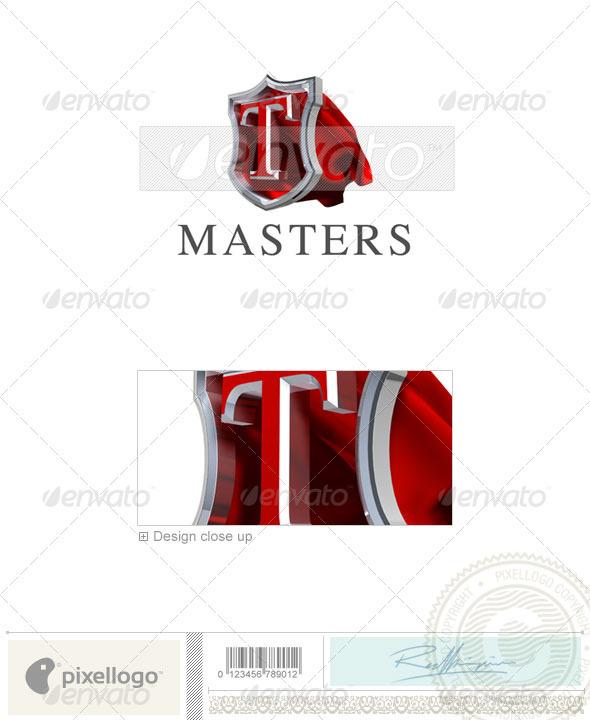 GraphicRiver T Logo 3D-259-T 497118